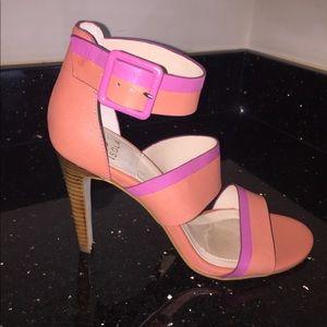 ISOLA Brianna Leather Heels